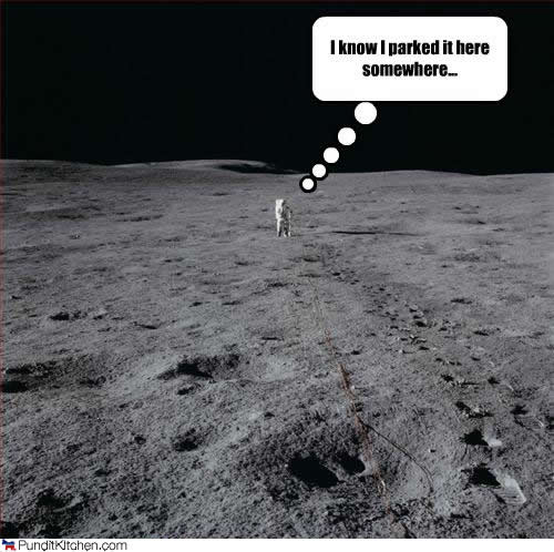 funny moon landing - photo #29