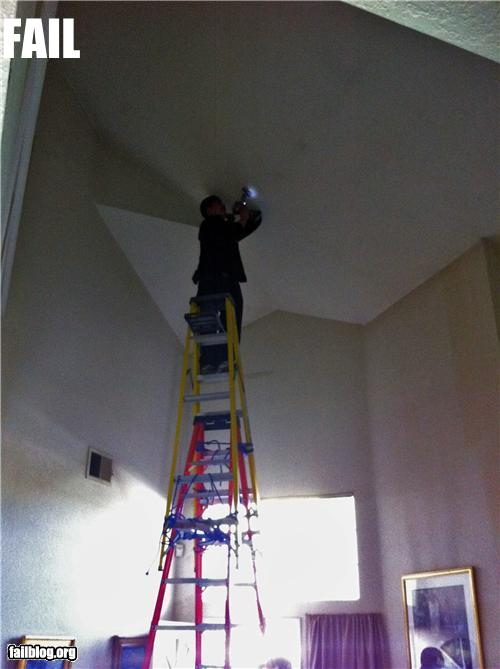 Ladder Safety Fail Randomoverload
