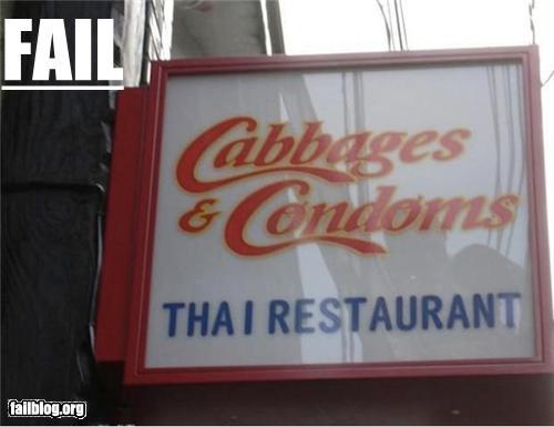 Restaurant Name Fail Randomoverload
