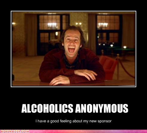 Alcoholics Anonymous Randomoverload
