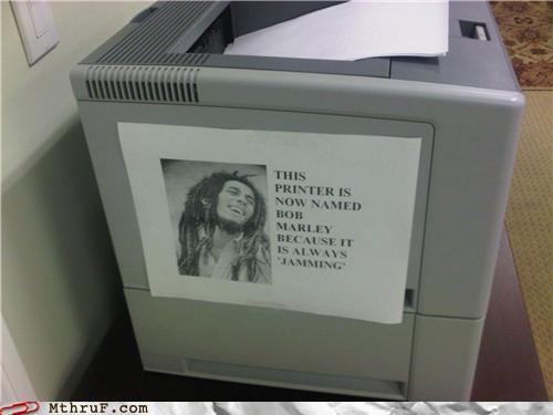 M Thru F This Printer Is Too Laid Back For A 9 5