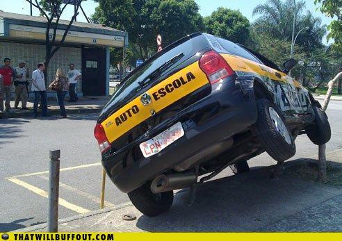 Driving Test Org >> Driving Test: Fail - RandomOverload