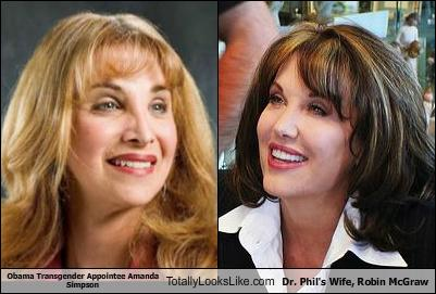 Robin Mcgraw Twin Sister Special Assistant to t...