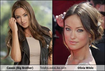Summer Glau looks like olivia wilde