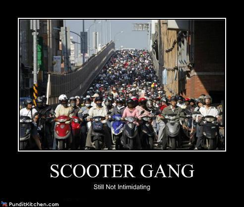 Scooter Gang Randomoverload