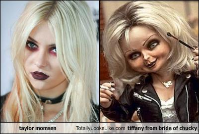 Taylor Momsen Totally Looks Like Tiffany From Bride Of