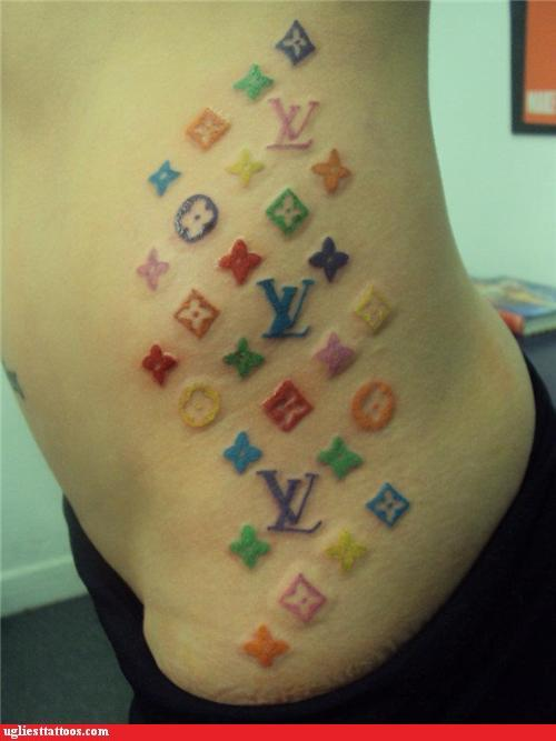 Ugliest Tattoos: Bad Ideas Like to Look Expensive Too