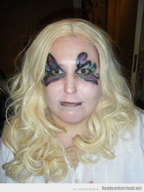 Elton John and Lady Gaga have a lovechild