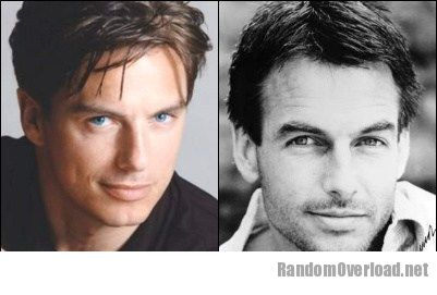 John Barrowman Totally Looks Like Young Mark Harmon