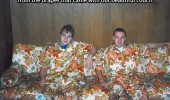 Image funny-Christmas-couch-drapes-clothes.jpg