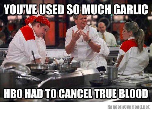 So Much Garlic Randomoverload