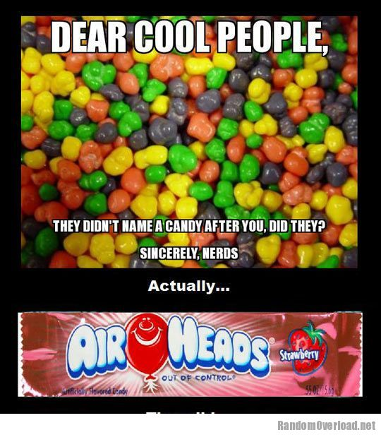 Dear cool people - RandomOverload