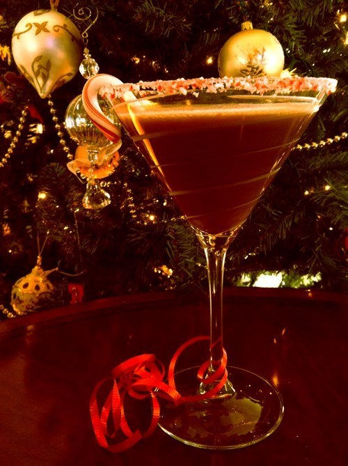 The 12 Days Of Christmas Cocktails Randomoverload