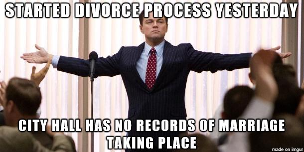 Funny Memes For Divorce : Get out of jail free card randomoverload