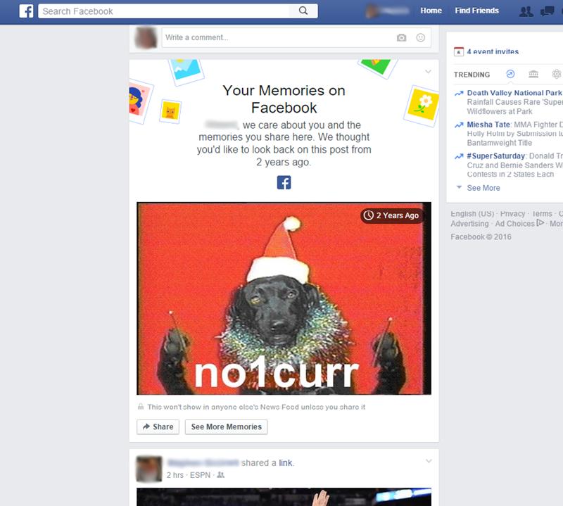 memory,FAIL,facebook,no one cares