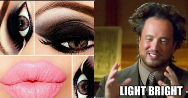makeup,list,trolling,dating