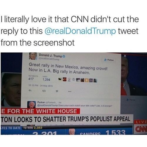 twitter,FAIL,cnn,donald trump