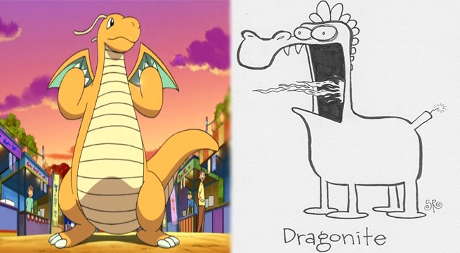 Pokémon,drawings,funny,weird