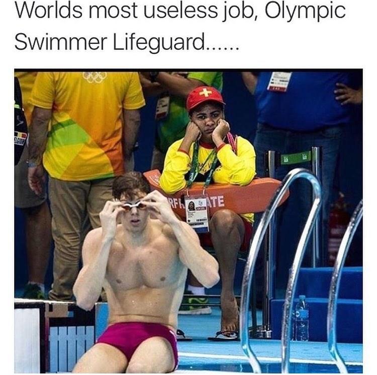 twitter,lifeguard,list,olympics