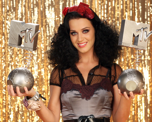 katy perry mtv 291009
