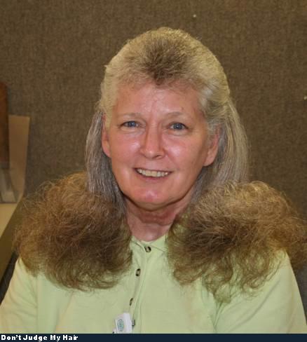 Bad Hair - Poodle Grandma