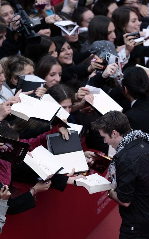 4th Rome International Film Festival - 'The Twilight Saga: New M