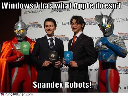 windows 7 launch