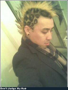 Bad Hair - Cheetah