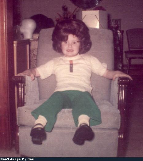 Bad Hair - It's my grandma