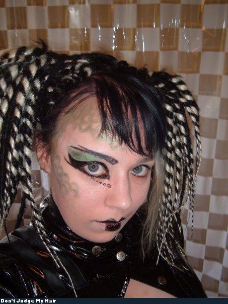 Bad Hair - Makeup