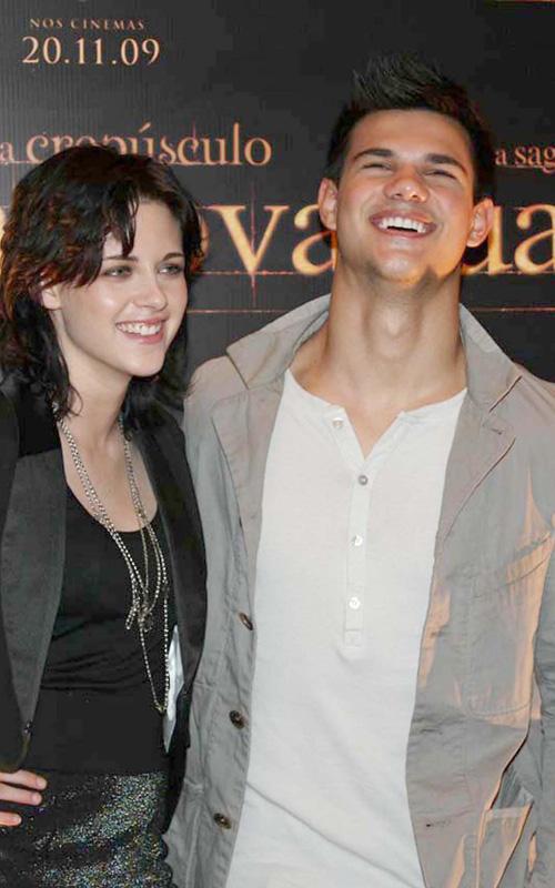 Kristen Stewart, Taylor Lautner