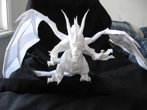 papercraft-dragon-world-of-warcraft