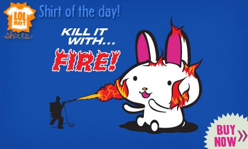 kill it with fire design