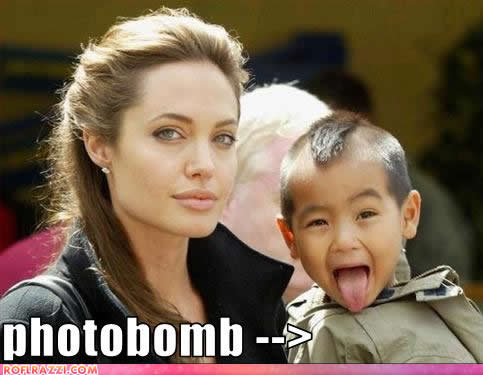 Angelina Jolie and Maddox Jolie-Pitt