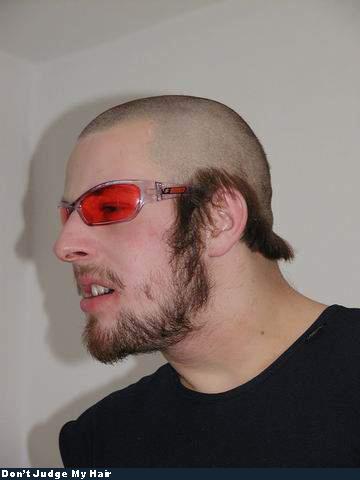 Bad Hair: NO!