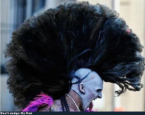 Bad Hair - Heavy Hair