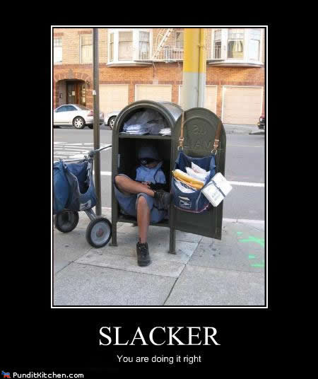 slacker randomoverload