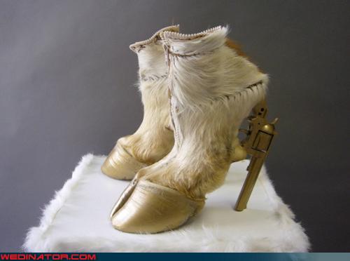 Fashion Fail - Goat Shoes