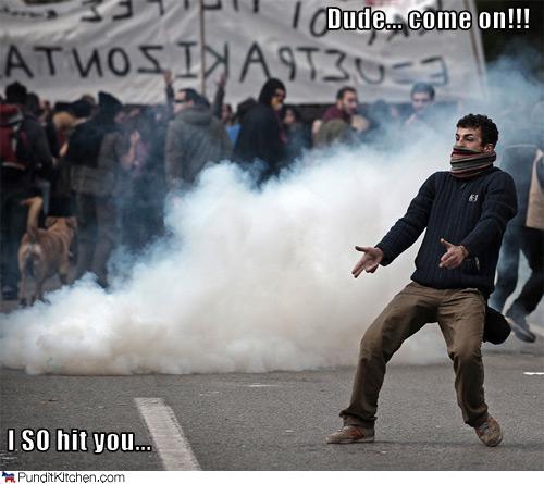 Greek riots, December 2008