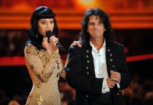 Katy Perry, Alice Cooper