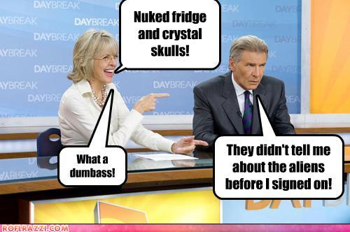 funny celebrity pictures - Nuking the fridge.