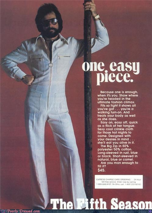 fashion fail - A Catalog for Speed Suits