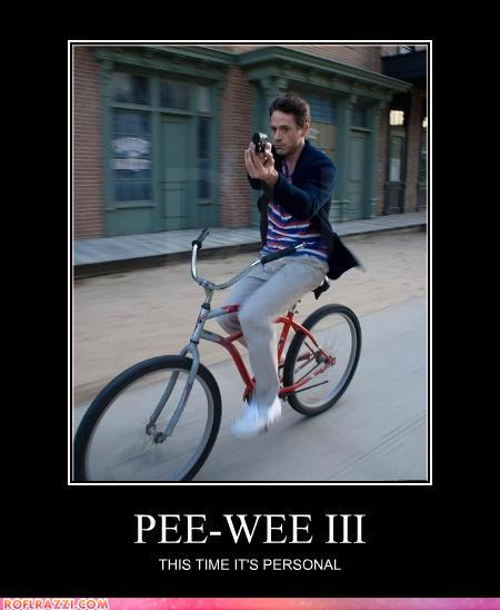 funny celebrity pictures - PEE-WEE III