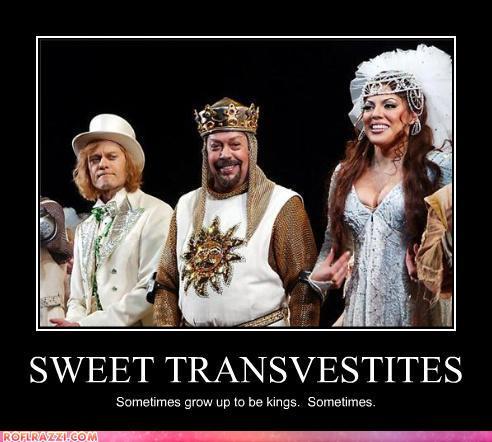 funny celebrity pictures - SWEET TRANSVESTITES