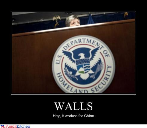 political pictures - WALLS
