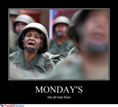 political pictures - MONDAY'S
