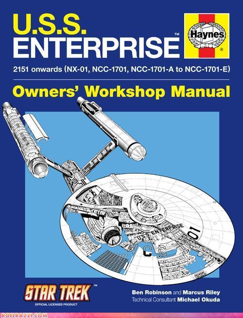 The U.S.S. Enterprise Owner's Manual
