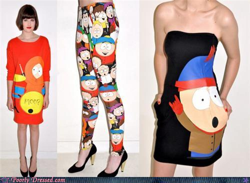 fashion fail - The Height of Animated Fashion