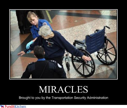 political pictures - MIRACLES