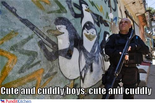 political pictures - Cute and cuddly boys, cute and cuddly